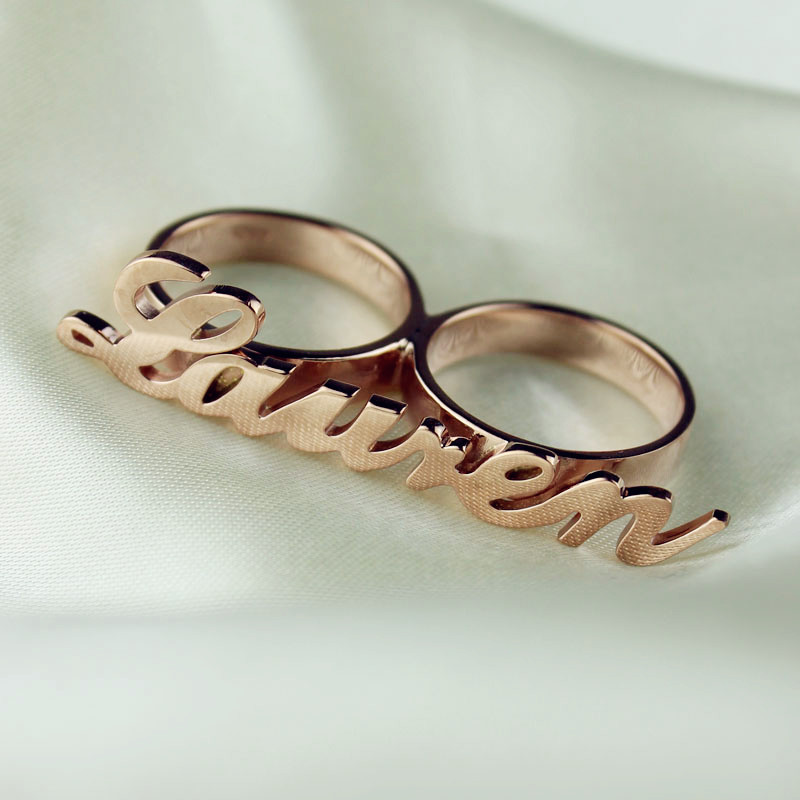 Rose Gold Lauren Style Two Finger Ring. Geek Wedding Rings. Pizza Rings. Giant Engagement Rings. Registration Engagement Rings. Game Throne Rings. Kirk Kara Engagement Rings. Exquisite Diamond Wedding Rings. Androgynous Wedding Rings