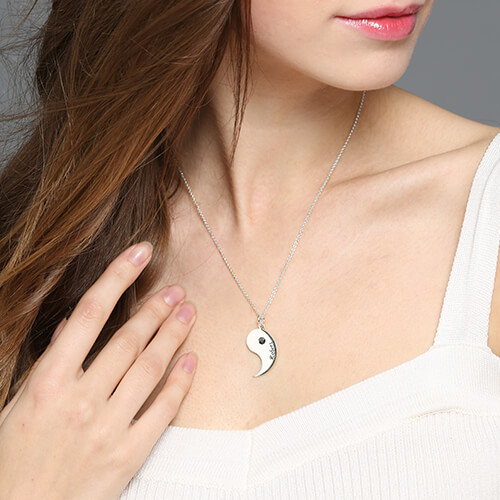 yin and yang jewelry