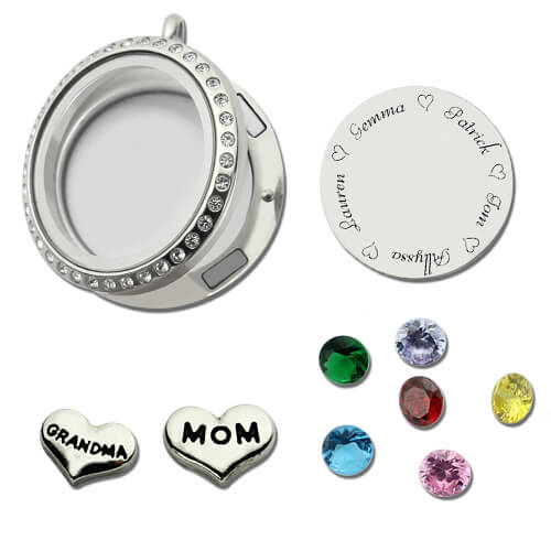 necklace for mom