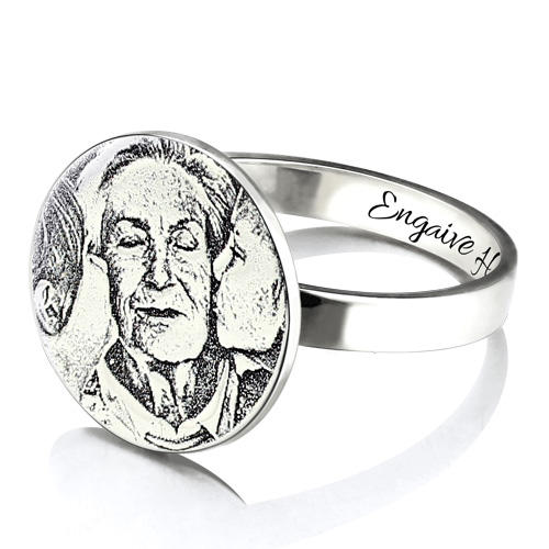 photo engraved jewelry